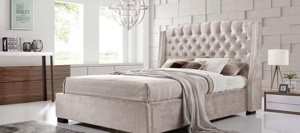 Alder Queen Bed